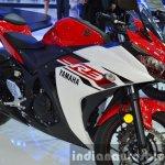 Yamaha YZF-R3 fairing at 2015 Bangkok Motor Show