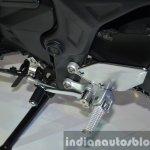 Yamaha YZF-R3 gear at 2015 Bangkok Motor Show
