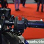 Yamaha YZF-R3 handlebar at 2015 Bangkok Motor Show