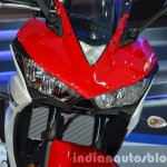 Yamaha YZF-R3 headlight at 2015 Bangkok Motor Show