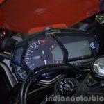 Yamaha YZF-R3 ignition at 2015 Bangkok Motor Show