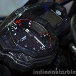 Yamaha YZF-R3 instrument cluster at 2015 Bangkok Motor Show