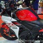 Yamaha YZF-R3 profile at 2015 Bangkok Motor Show