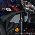 Yamaha YZF-R3 radiator at 2015 Bangkok Motor Show
