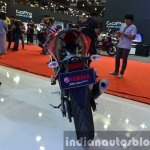 Yamaha YZF-R3 rear at 2015 Bangkok Motor Show