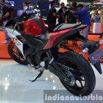 Yamaha YZF-R3 rear quarters at 2015 Bangkok Motor Show