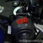 Yamaha YZF-R3 switches at 2015 Bangkok Motor Show