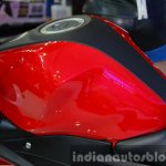 Yamaha YZF-R3 tank at 2015 Bangkok Motor Show