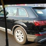 2015 Audi Q7 IAB spied India