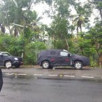 2015 Chevrolet Trailblazer side spied testing Trivandrum