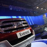 2015 Ford Endeavour 2015 Ford Everest at the 2015 Manila International Auto Show