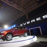 2015 Ford Endeavour 2015 Ford Everest at the Manila International Auto Show
