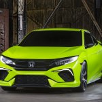 2015 Honda Civic Concept official image front quarter