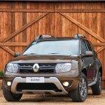2015 Renault Duster facelift front Brazil