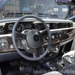 2015 Rolls Royce Phantom Limelight Collection dashboard at the Auto Shanghai 2015