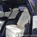 2015 Rolls Royce Phantom Limelight Collection rear seats at the Auto Shanghai 2015