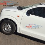 2015 Suzuki Alto fender India spied