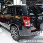 2015 Suzuki Grand Vitara Limited rear three quarter at the Auto Shanghai 2015