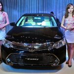 2015 Toyota Camry facelift launched in Indonesia
