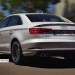 2016 Audi A4 rear rendering