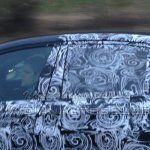 2016 BMW 7 Series window IAB spied