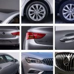 2016 Buick Verano design features