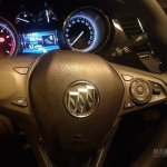 2016 Buick Verano interior spyshot