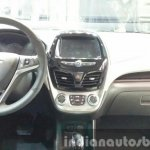 2016 Chevrolet Spark dashboard at the Seoul Motor Show 2015