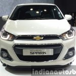 2016 Chevrolet Spark front at the Seoul Motor Show 2015