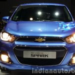 2016 Chevrolet Spark front fascia at the Seoul Motor Show 2015