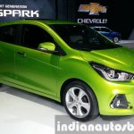 2016 Chevrolet Spark front quarter at the Seoul Motor Show 2015