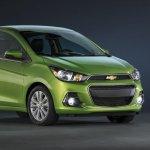 2016 Chevrolet Spark front