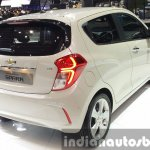 2016 Chevrolet Spark rear quarter at the Seoul Motor Show 2015