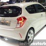 2016 Chevrolet Spark rear quarter at the Seoul Motor Show 2015