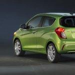 2016 Chevrolet Spark rear quarters