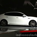 2016 Kia K5 2016 Kia Optima side at Seoul Motor Show 2015