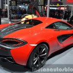 2016 McLaren 540C rear three quarter at the Auto Shanghai 2015