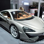 2016 McLaren 570S front quarter at the Auto Shanghai 2015