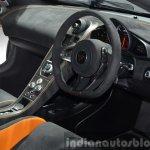 2016 McLaren 675 LT interior at the Auto Shanghai 2015