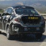 2017 Fiat Linea spied