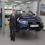 Audi India Technical Service Centre Inauguration