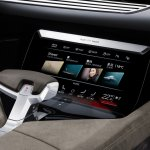 Audi Prologue allroad concept center console