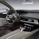 Audi Prologue allroad concept cockpit