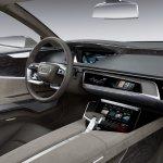 Audi Prologue allroad concept cockpit