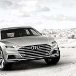 Audi Prologue allroad concept front