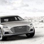 Audi Prologue allroad concept front