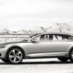Audi Prologue allroad concept profile