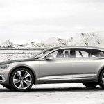 Audi Prologue allroad concept profile