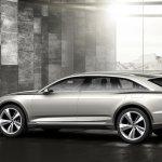 Audi Prologue allroad concept rear quarter