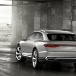 Audi Prologue allroad concept rear